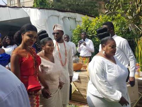 Scenes from Becca traditional wedding
