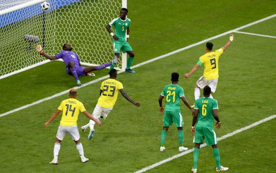 Senegal crash out of World Cup
