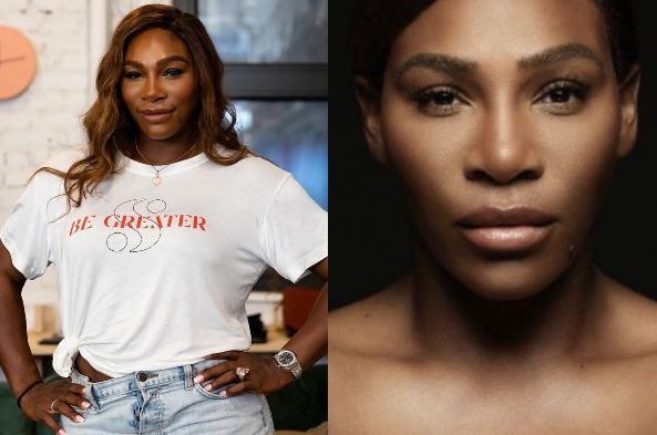 Serena Williams goes topless to raise breast cancer awareness airnewsonline