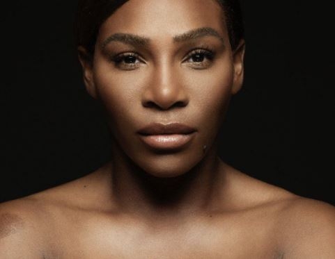 Serena Williams goes topless to raise breast cancer awareness | Airnewsonline