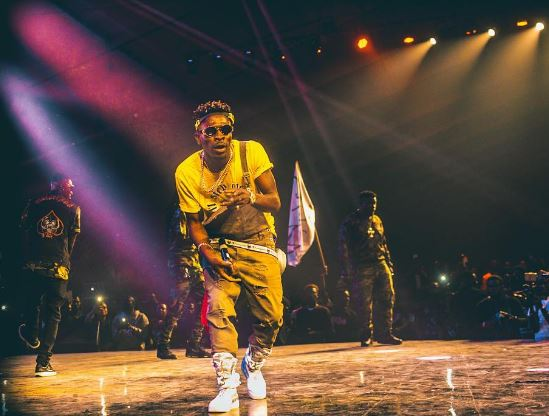 Shatta Wale is the biggest export out of Ghana Olamide