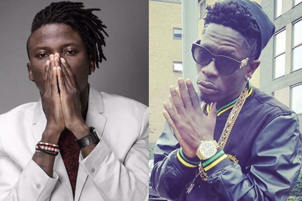 Shatta dont want my progress says Stonebwoy