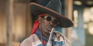 Shatta wale Gringo hits over 1 million views on YouTube