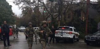 Shooter opens fire at Pittsburgh Jewish synagogue 8 confirmed dead   Airnewsonline