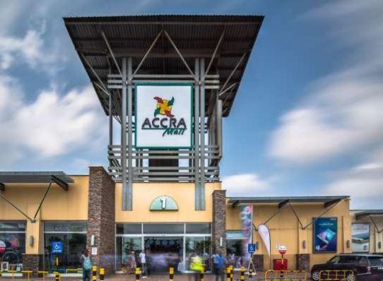 Shut down Accra Mall Building Engineer