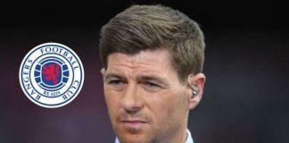 Stephen Gerrard Rangers boss