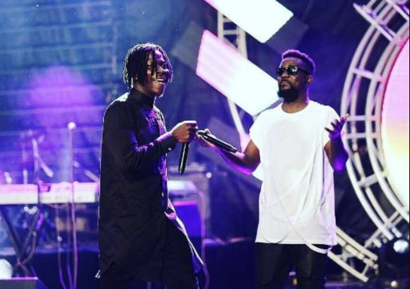Stonebwoy is putting Ghana on the map says Sarkodie   Airnewsonline