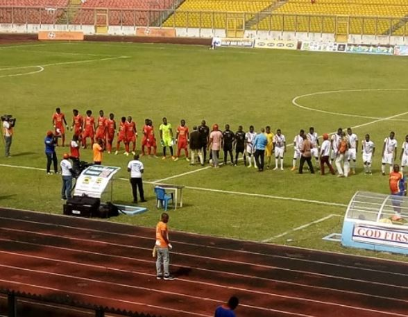 Super 2 Cup Kotoko beat Hearts 4-0 on aggregate to lift trophy