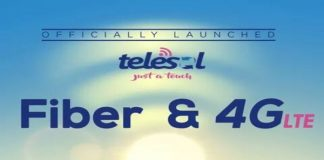 Telesol 4G launched | Airnewsonline