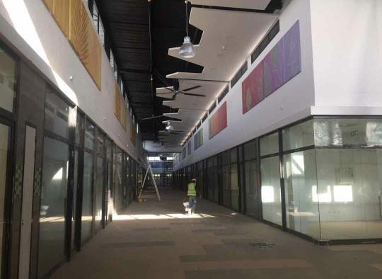 The new Takoradi Mall airnewsonline