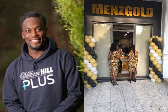 Those seeking to collapse Menzgold are zombies Michael Essien | Airnewsonline