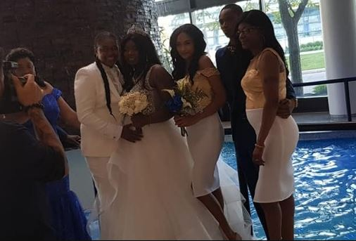 Two Ghanaian lesbians marry in Canada