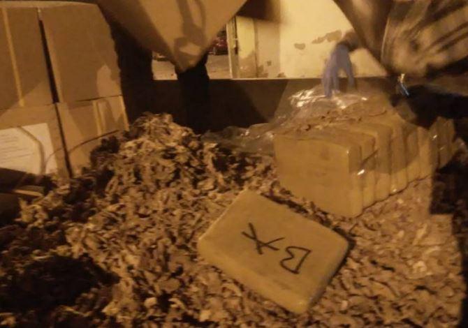 Two arrested for drug trafficking at Aviance Cargo Village