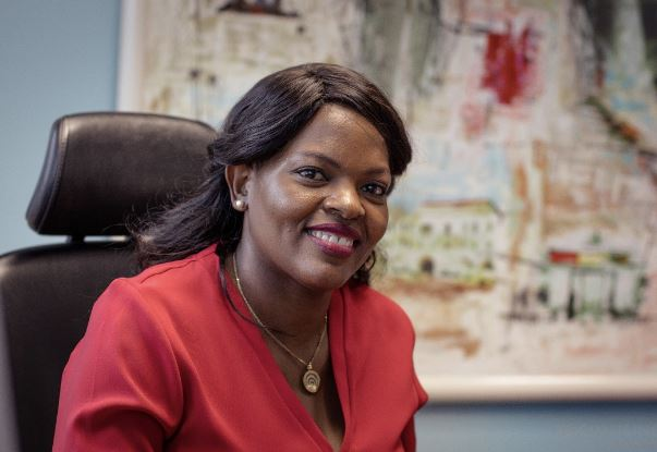 Vodafone Chief Executive Officer Yolanda Cuba | Airnewsonline