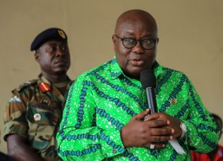 We are fulfilling our campaign promises to ghanaians Nana Akofo-Addo