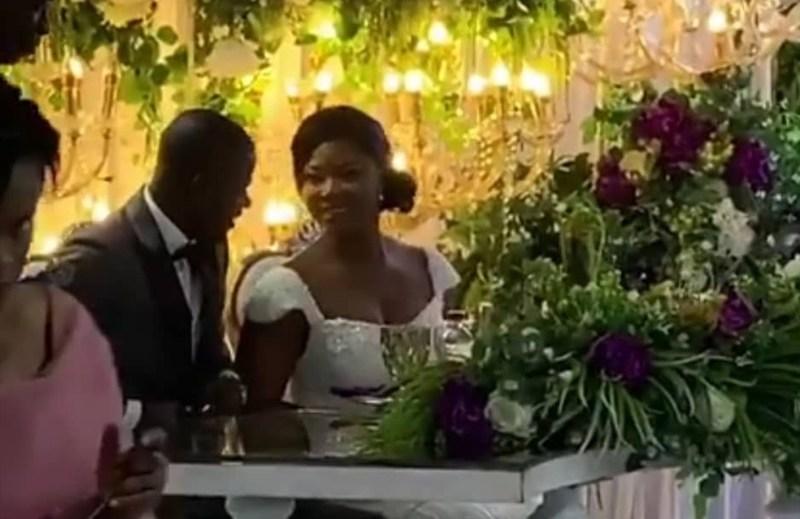 Wedding photos of Jonathan Mensah | Airnewsonline