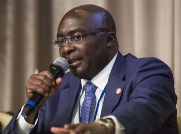 What social interventions did you introduce in 8-yrs Bawumia asks NDC