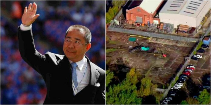 Why Leicester City owner's helicopter crashed