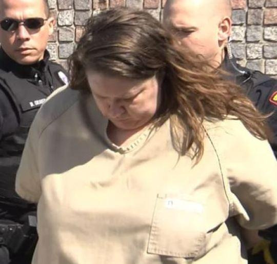Windi Thomas 300-pound woman kills boyfriend