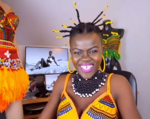 Wiyaala featured on BBC