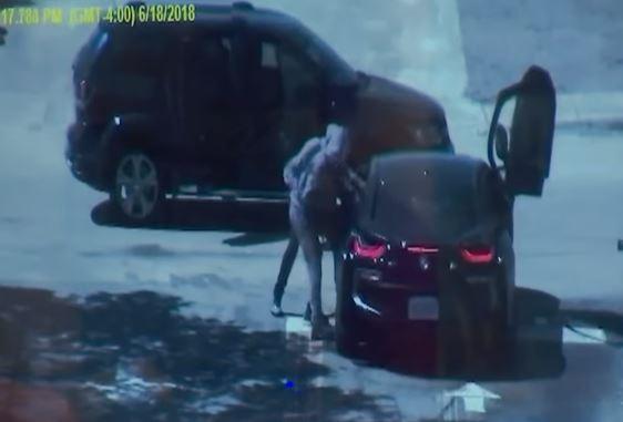 XXXTentacion's murder captured on surveillance video