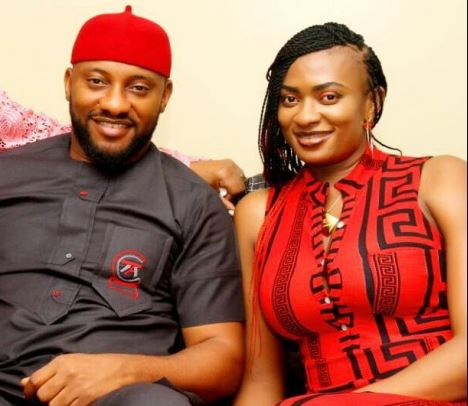 Yul Edochie and wife