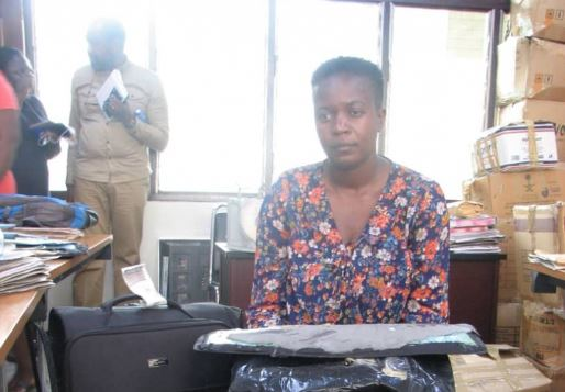 Zimbabwean woman arrested at KIA Carrying 3Kgs of cocaine