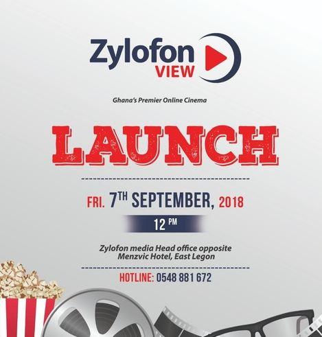 Zylofon view app