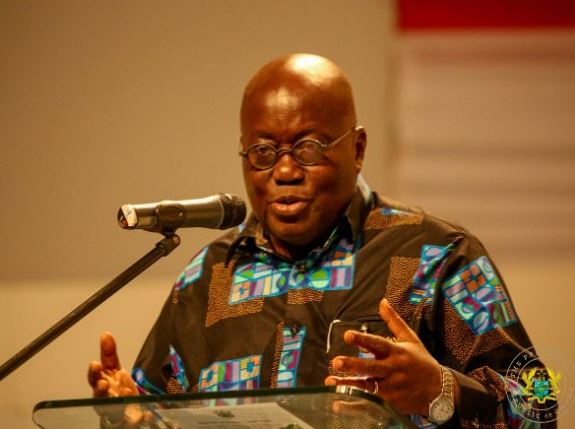 colleges of education to be upgraded Nana Addo