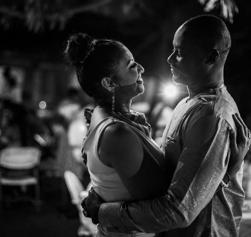 crhris attoh marries Betty