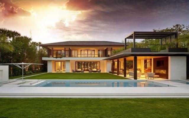 dj khaled mansion in miami