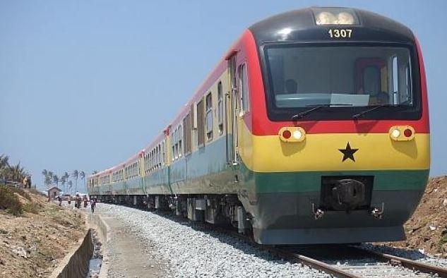 ghana railway authority