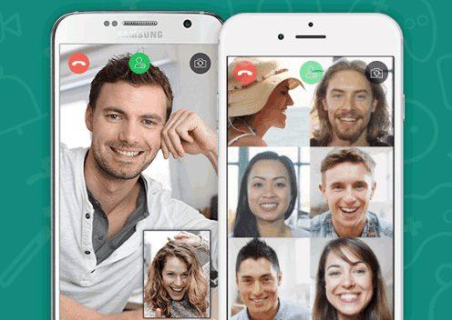 group video call on Whatsapp