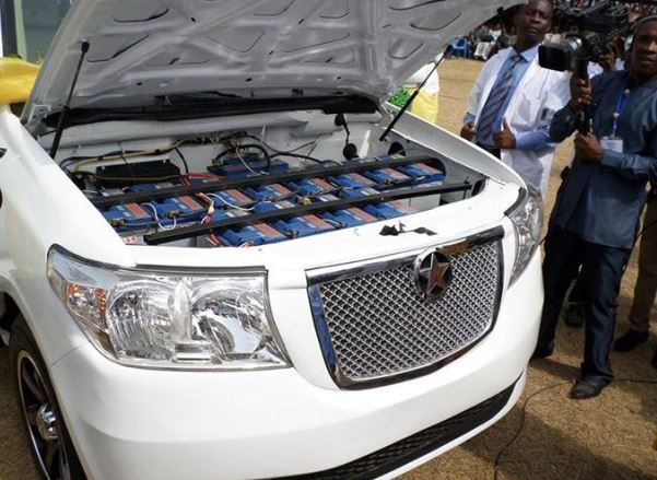 kantanka electric cars ghana