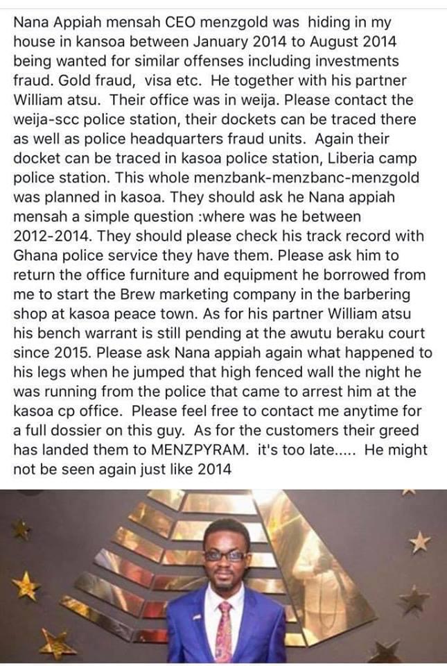 nam1 arrested