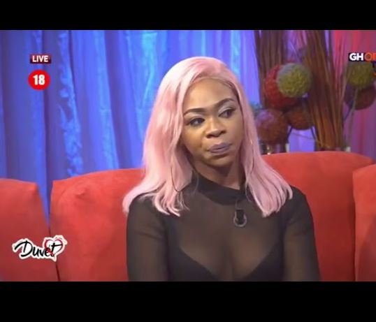 Shatta Michy opens up, gives her 3 favourite sex positions