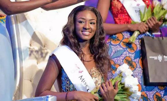 miss ghana 2017 margaret dery