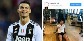 most followed person on instagram Ronaldo