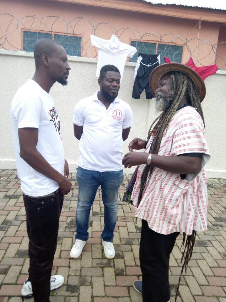 musiga donates to okomfo kwadee
