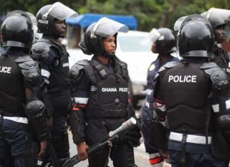 police personnel deployed to NPP conference