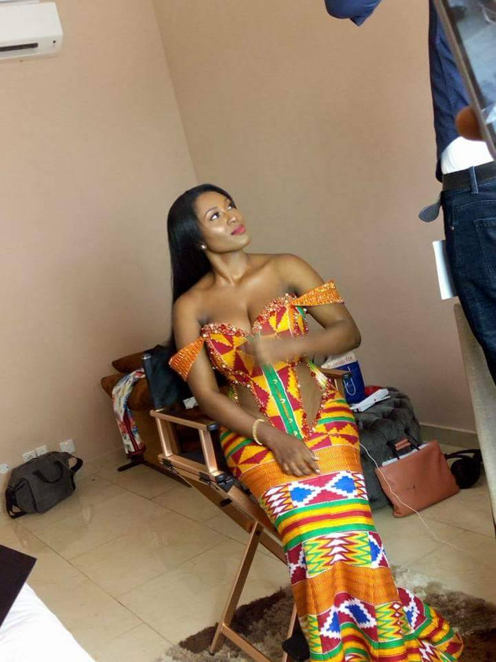 sarkodie and tracy traditional wedding