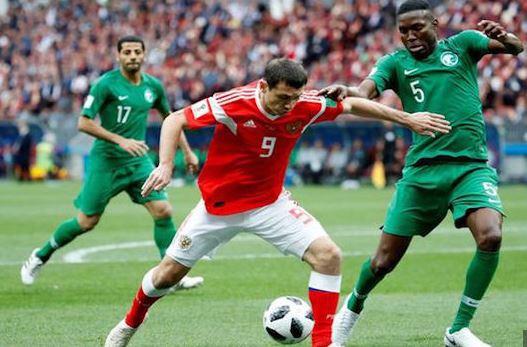 saudi players to face penalty