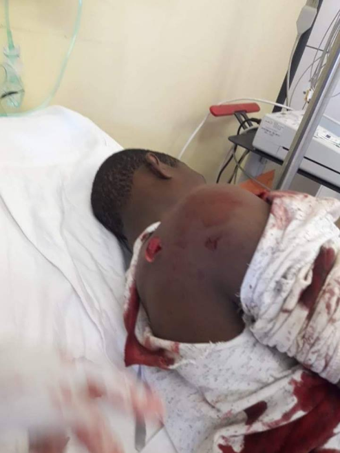 student stabs teacher to death